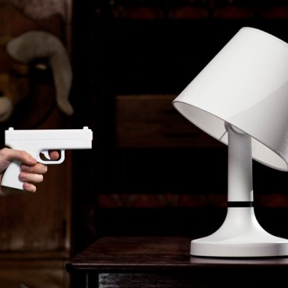 'Play Dead' With Your Lamp