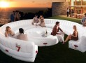 Beach7 AirLounge XL – A 30 Person Inflatable Lounge