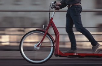 Take The Treadmill Anywhere With The Lopifit Electric Bike