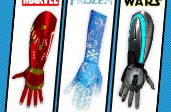 Pop Culture Bionic Arms Made For Children