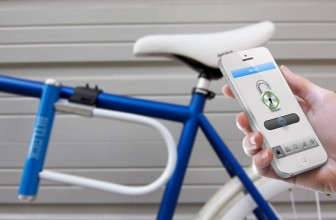 BitLock: The World's First Keyless Bike Lock That Uses Your Phone