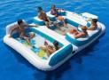 Blue Lagoon – Big Inflatable Floating Island