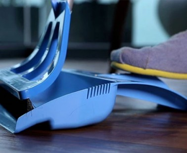 Wisp Broom Will Practically Keep Itself (and Your Floors) Clean