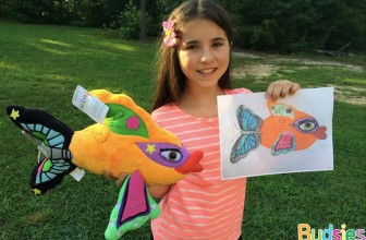 Budsies Transform Children's Drawings Into Stuffed Animals