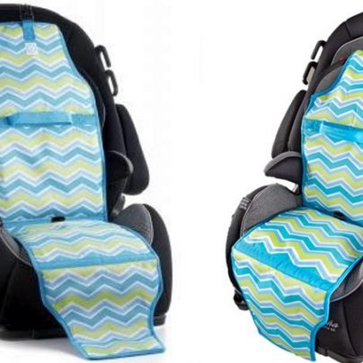 Cool Carats: Keep Your Baby Safe From Buckle Burns