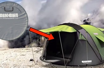 The Ultimate Pop-Up Camping Tent