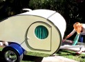 Compact Retro Camper To Die For