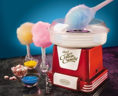 Make Cotton Candy At Home With Any Of Your Favorite Hard Candies