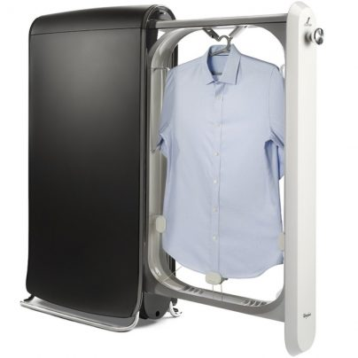 The Ultimate Combination Of A Washing Machine, Dryer and Iron