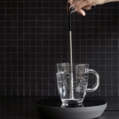 Control Your Hot Beverage with This Innovative Heating Element