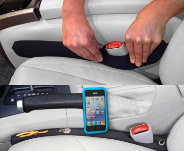 Stop Losing Things Down The Sides of Your Car Seats
