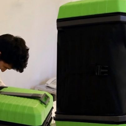 Customize Your Luggage on the Go with This Expandable, Durable Suitcase