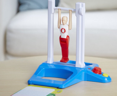 The Spinning Gymnastics Guy Game Might Just Be The Coolest Toy Ever