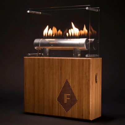 Harness the Power of Fire with These Wicked Cool Flame Speakers