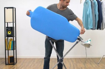 Iron Your Clothes In Only 2 Minutes With Flippr – The Revolutionary Ironing Board