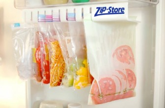 Store All Your Food With This Compact and Efficient Storage System