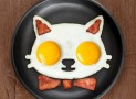 Fry Your Eggs Into A Cat Face With This Adorable Mold