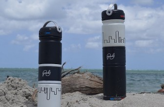 Golchi is the 3-in-1 Customizable Water Bottle You Need in Your Life