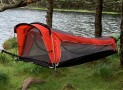 Get a Hammock, Tent, Air Mattress, and Sleeping Bag All in One