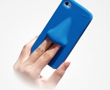 HANA – Nose Picking iPhone Case