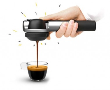 Hand Press Your Espresso in Seconds