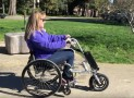 The Firefly Electric Handcycle Turns Your Wheelchair into a Speed Machine