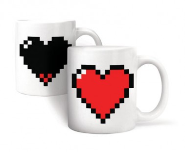 Animated Mugs – Fill Up Your Health Or Recharge You Battery