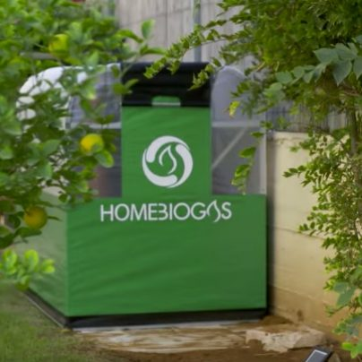 Convert Your Household Waste Into Energy With HomeBiogas