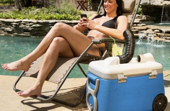 The World's First Cooler That Doubles As An Air Conditioner