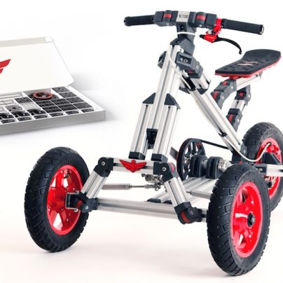 Create Your Own Ultimate Custom Ride With Infento's Creation Kit
