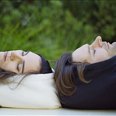 Inflatable Hoodie Lets You Catch Up on Your Sleep in Public
