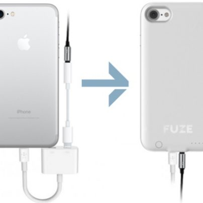 Bring Back The Audio Jack To The iPhone 7 With A Fuze Case!