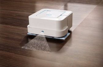 The iRobot Braava Will Clean Your Floors Without You Lifting a Finger