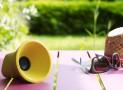 WOW Speaker – Modern Bluetooth Speaker by KAKKOii