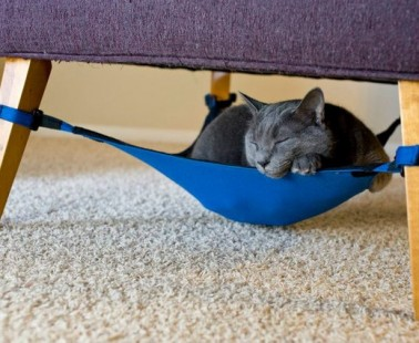 Cat Crib – The Cat Hammock