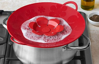 Never Have Boiling Water Spill Again With The Kuhn Rikon – Spill Stopper