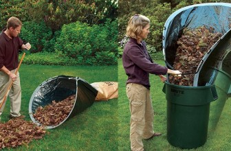 Make Yard Cleanup a Breeze with the Leaf Loader