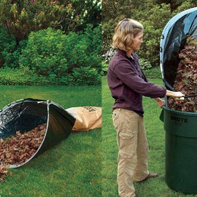Make Yard Cleanup a Breeze with the Leaf Loader
