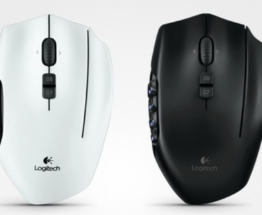 A 20 Buttons Gaming Mouse – The Logitech G600