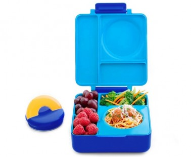 Perfectly Insulated Lunchbox Lets Your Kids Carry Hot and Cold Food Together