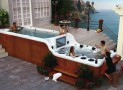 A Two Level Hot Tub – The Luxema 8000
