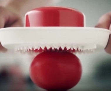 Easily Slice Fruits And Vegetables With The Tupperware Mandoline