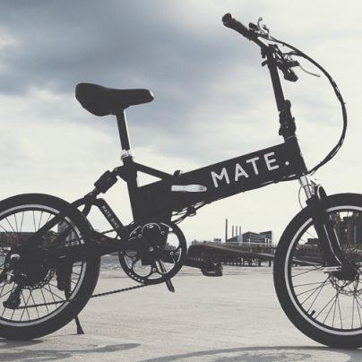 MATE – The Most Revolutionary eBike Ever
