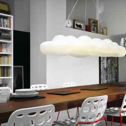 Cloud Shaped Pendant Lamp