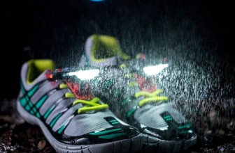 Night Runner Shoe Lights Let You Run Safely from Dusk to Dawn