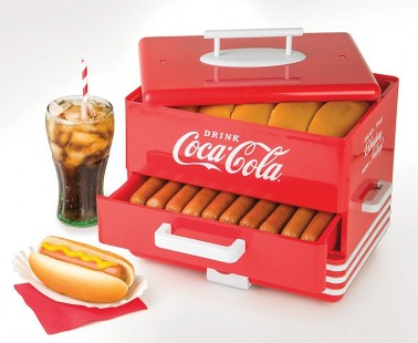 This Coca-Cola Hot Dog Steamer Quickly Steams Hot Dogs In 15 Minutes!