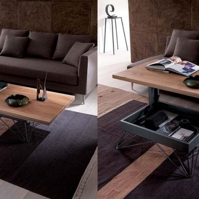 Have Hidden Storage in All Your Furniture with Ozzio – Transformable Home Decor!