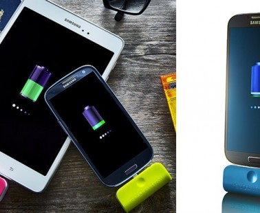 Charge Your Phone with a Disposable Charger