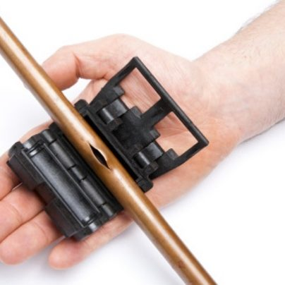 Put the Kibosh on Damaged Pipes with This Handy Pipe Repair Kit