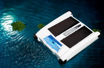 Keep Leaves and Debris Out of Your Pool with Solar Breeze NX